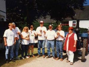 1996 Melbecke - unsere erste gemeinsame Ausfahrt, leider kein Bericht, aber FOTOGALERIE